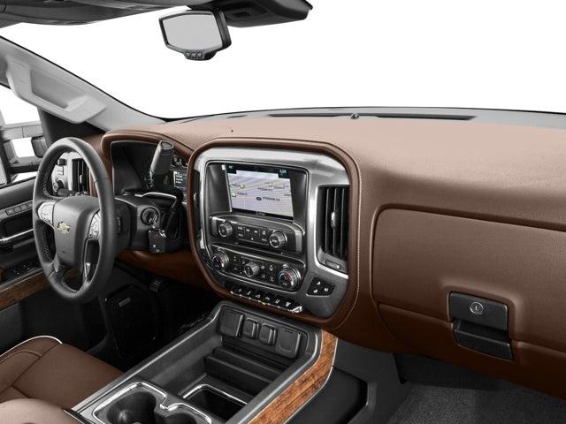 2017 Chevrolet Silverado 2500hd High Country In Aberdeen Wa Chevrolet Silverado 2500hd Rich