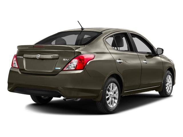2017 Nissan Versa Sedan Sv Used In Aberdeen Wa Rich Hartman S Five Star Dealerships
