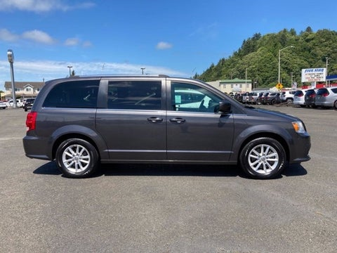 2018 Dodge Grand Caravan Sxt Used In Aberdeen Wa Aberdeen Dodge Grand Caravan Rich Hartman S Five Star Dealerships